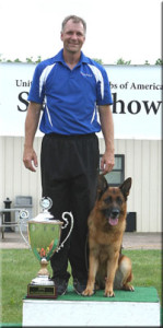 2012 Universal Sieger Kevin Nance