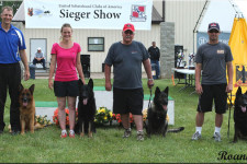 2012 World Universal Sieger Team