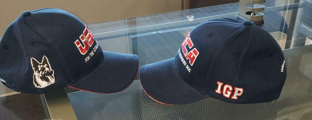 USCA Hat Side