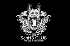 SchH3 Club Shirts